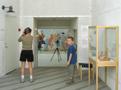 bh stor størrelse Hirschsprung museum
